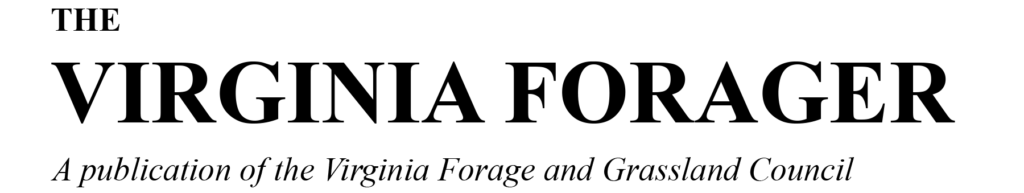 Virginia Forager