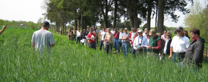 VFGC Grazing School for Producers in Middleburg, VA, May 7-8, 2019